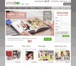 PhotoBox Website